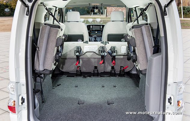 nissan e nv200 evalia 2014 topic officiel evalia nissan forum marques. Black Bedroom Furniture Sets. Home Design Ideas