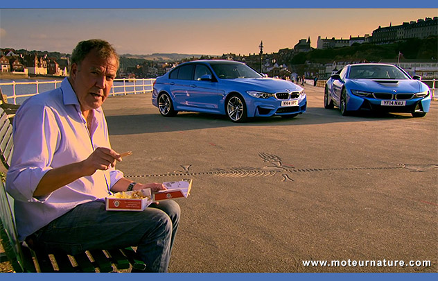 jeremy clarkson a essay la bmw i8. Black Bedroom Furniture Sets. Home Design Ideas