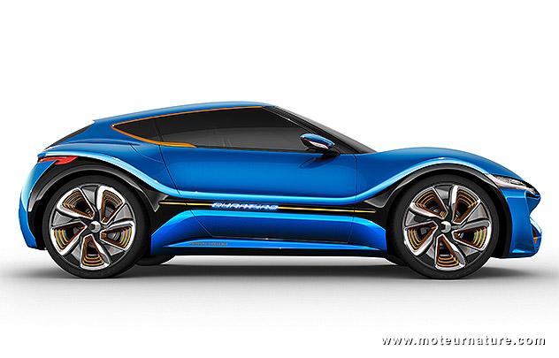 voiture electrique autonomie 1000 km blog sur les voitures. Black Bedroom Furniture Sets. Home Design Ideas