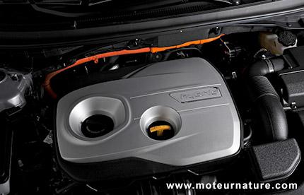 Hyundai Sonata plug-in hybride