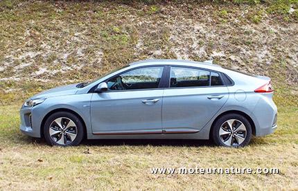 Hyundai Ioniq EV électrique