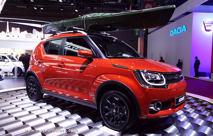 Suzuki Ignis SHVS