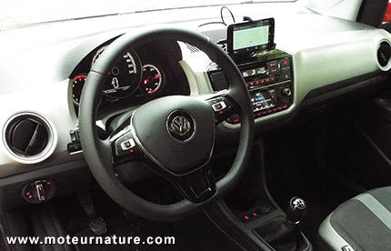 intrieur et quipement volkswagen up