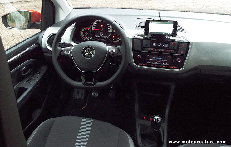 Volkswagen up! TSI 90 ch
