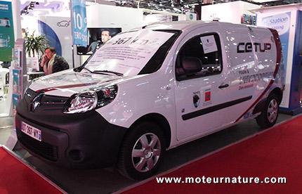 Renault Kangoo ZE à hydrogène