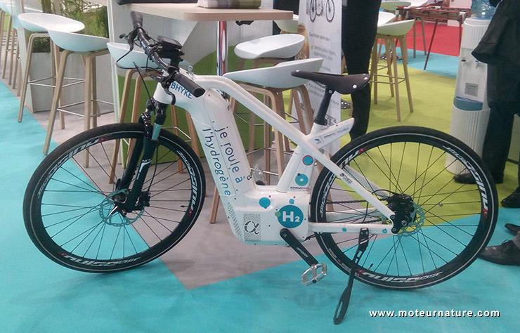 Vélo électrique de Pragma Industries