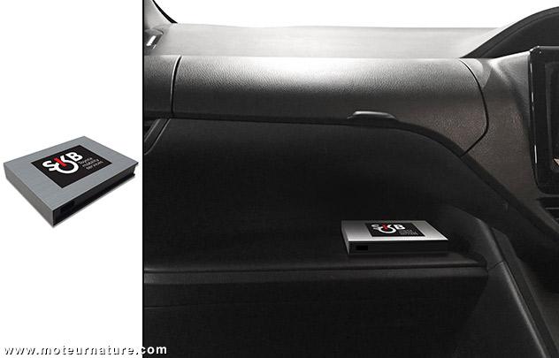 Smart Key Box de Toyota