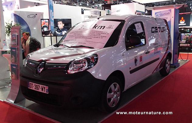 Renault Kangoo Symbio F-Cell