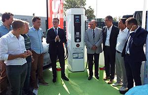 Avec le groupe Ferrandi, Nissan électrise la Corse
