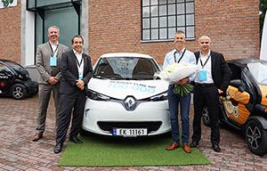 100000 Renault électriques sur les routes
