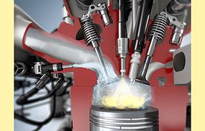 Bosch propose de développer l'injection d'eau en grand