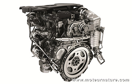 Moteur Ingenium diesel