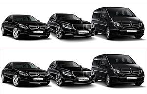 Mercedes investit gros dans les services d'appel de taxis