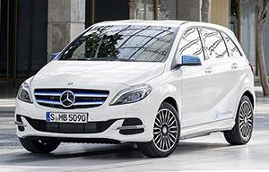 Voitures électriques: Mercedes va t-il suivre l'exemple de BMW?