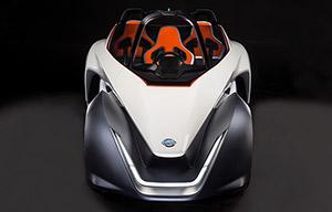 Second concept Nissan BladeGlider