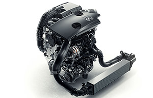 Infiniti VC-Turbo : le premier moteur à taux de compression variable