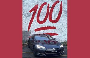 Batterie de 100kWh: Tesla va toujours de l'avant