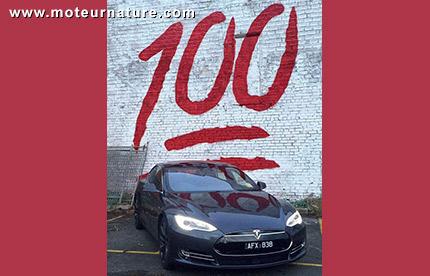 Tesla 100