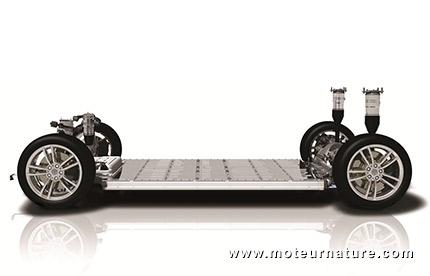 Tesla va lancer un minibus à 100000€
