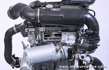 Catalyseur moteur essence BMW