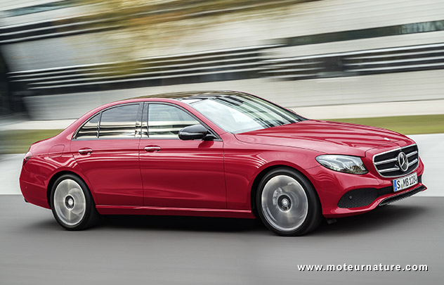 Les roues vertes de MoteurNature : Mercedes E 220d 9G-Tronic