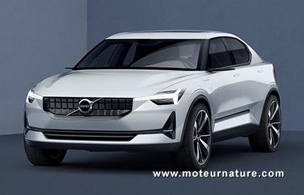 Concepts Volvo 40.1 et 40.2
