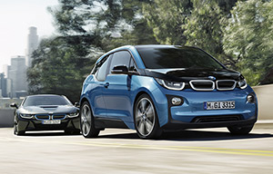 BMW i3 batterie 33 kWh