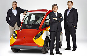 Un concept ultra efficient par Shell