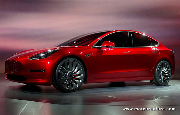 model 3 tesla prix. Black Bedroom Furniture Sets. Home Design Ideas