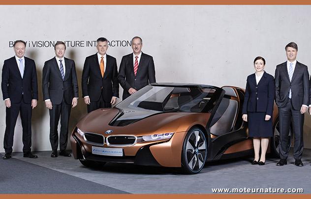 Conférence annuelle BMW