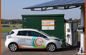 Seconde vie des batteries : Renault & Connected Energy