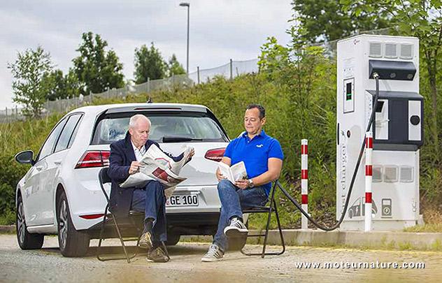 Les infrastructures de recharge à réinventer