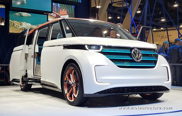 Concept Volkswagen BUDDe