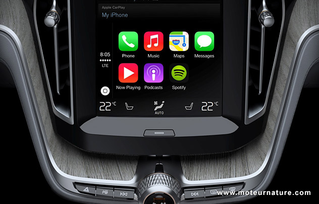 passion suv carplay une raison de plus de se m fier d 39 apple 2016 01 11 volkswagen. Black Bedroom Furniture Sets. Home Design Ideas