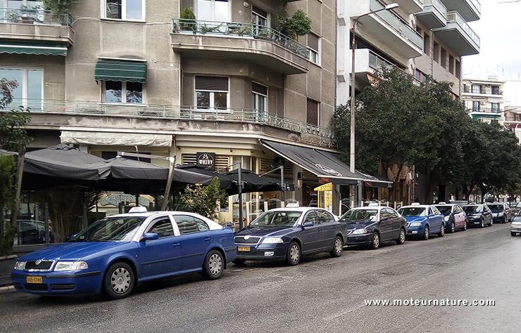 Thessalonique en Grèce