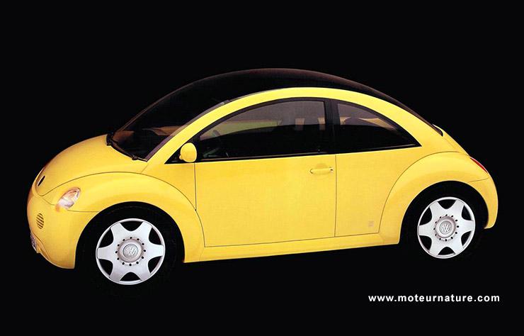 Concept Volkswagen Concept One de 1994