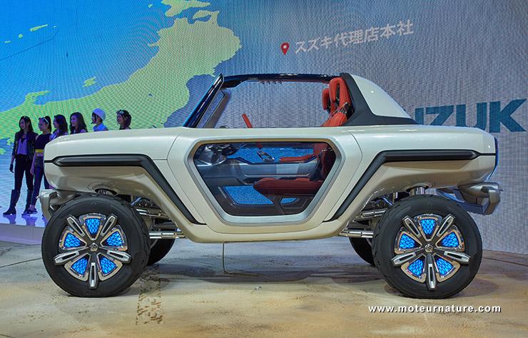 Concept Suzuki e-Survivor