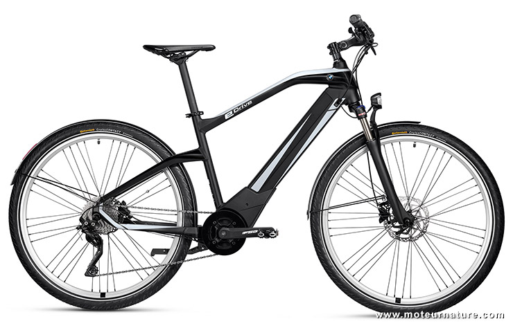 VAE, BMW Active Hybrid E-Bike