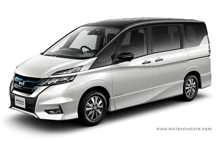 Nissan Serena ePower
