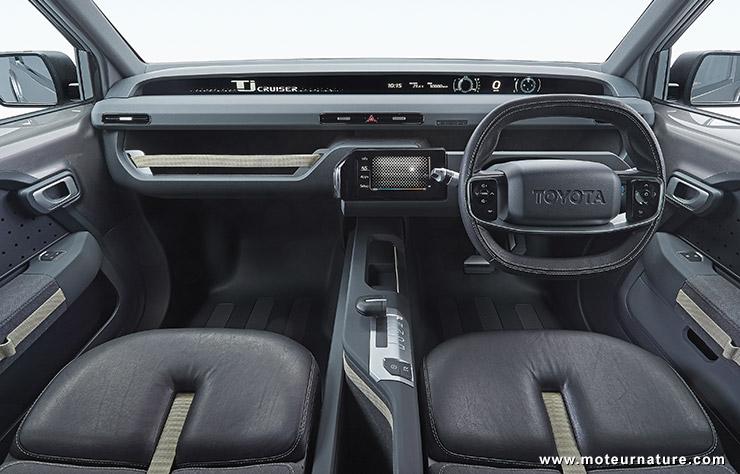 Concept Toyota TJ Cruiser