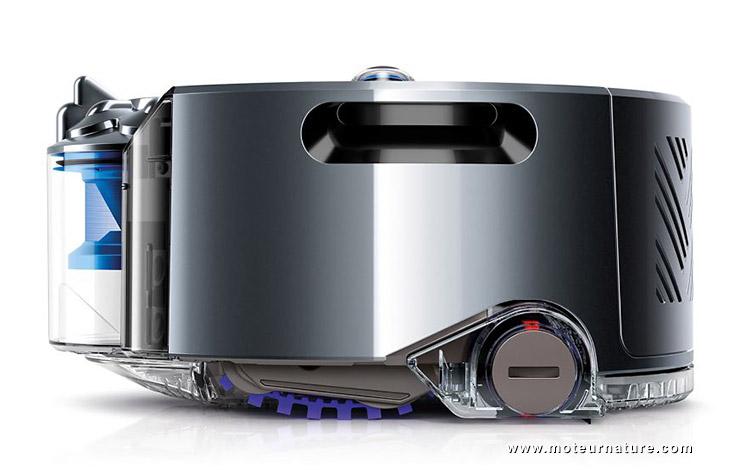 dyson veut passer des aspirateurs aux voitures. Black Bedroom Furniture Sets. Home Design Ideas
