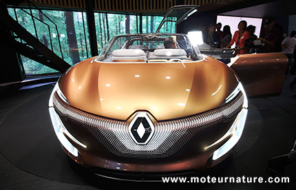 Concept-car Renault Symbioz
