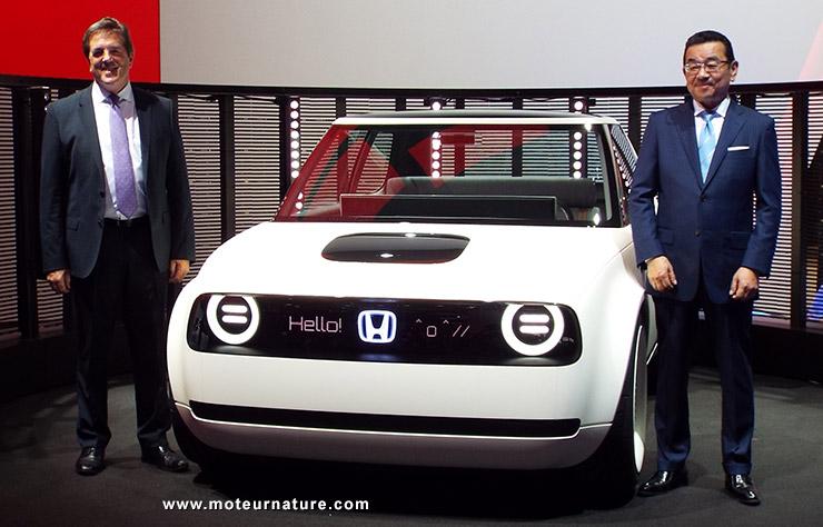 Honda Urban EV Concept électrique
