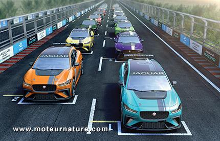 Championnat de Jaguar i-Pace