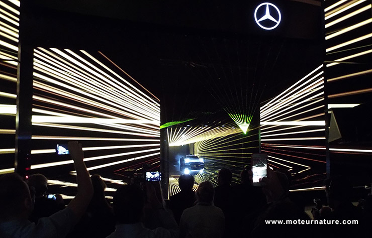 Mercedes AMG Project One Plug-in Hybride hypercar