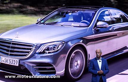 Dieter Zetsche, CEO de Mercedes