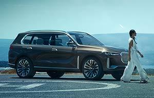 BMW X7: avec un 6cylindres hybride rechargeable?