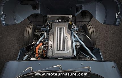 Jaguar E électrique