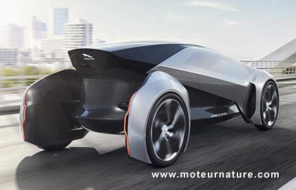 Jaguar Future Type électrique