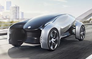 La Jaguar Future Typefait regretter le passé
